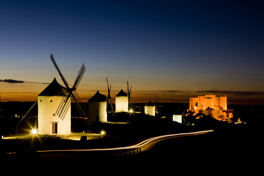 Regions -> Castile La Mancha (Toledo) - Insiders Abroad
