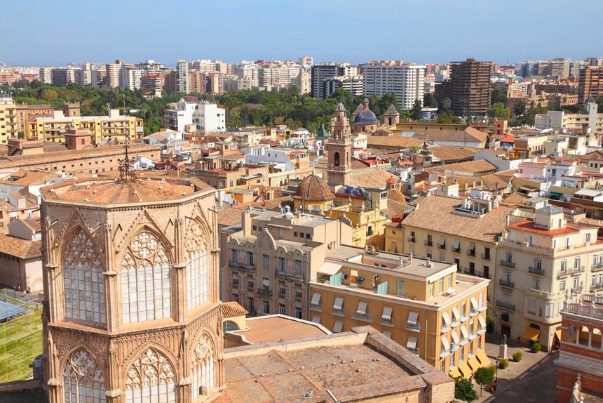 spain valencian community valencia